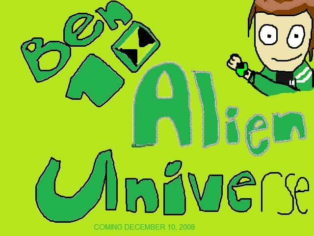 Ben 10: Alien Universe