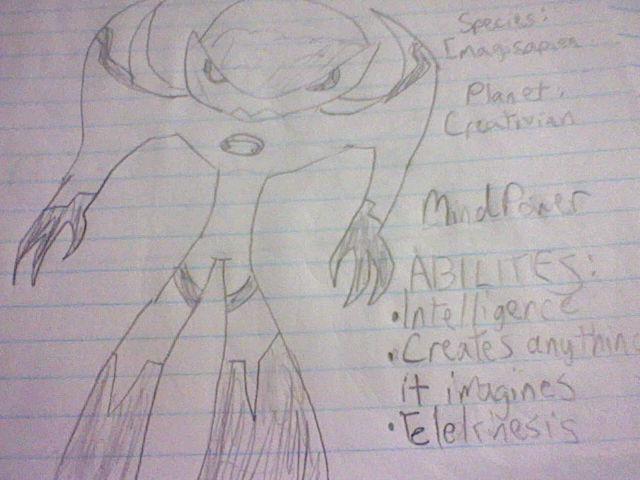 Astrodactyl's Species