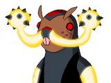 Omni-Enhanced Mole-Stache (Alan)