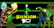 Brandon 10 5th Anniversary Poster