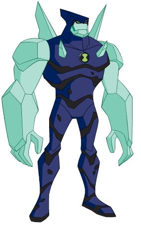Diamondhead (Kyle 10)