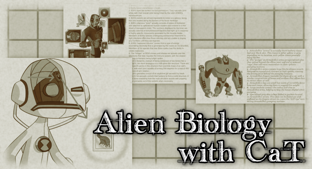 Alien Biology with CaT