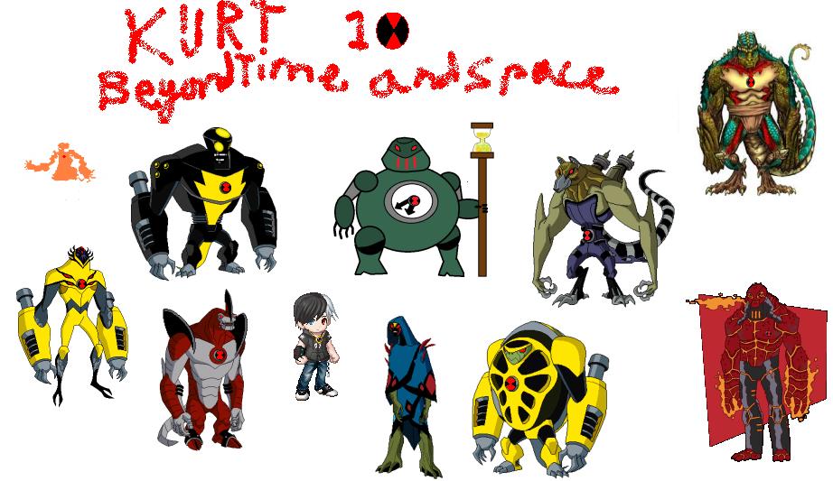Kurt 10: Beyond Time and Space