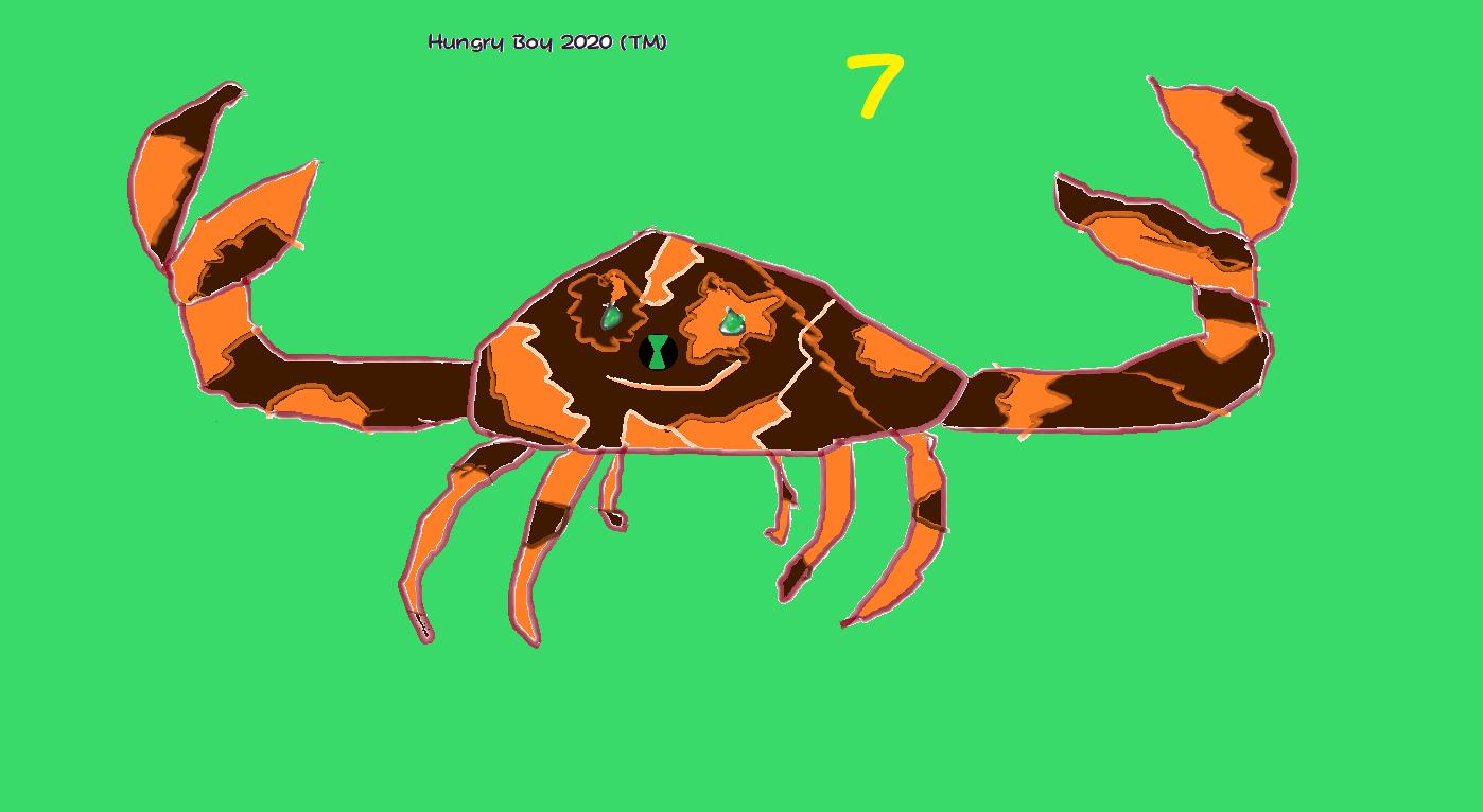 Crabgma (Guan 10)