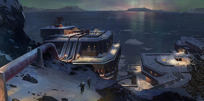 Arctic FLA Base