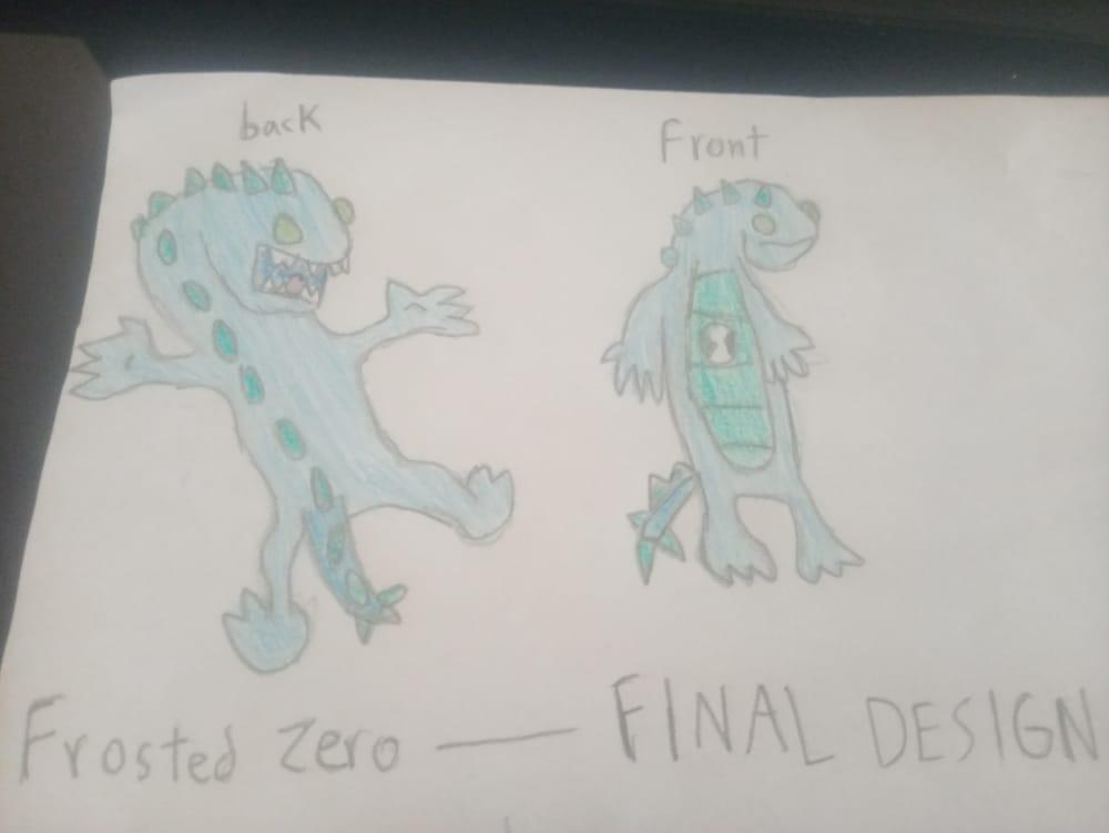 Frosted Zero (Kamen 10)