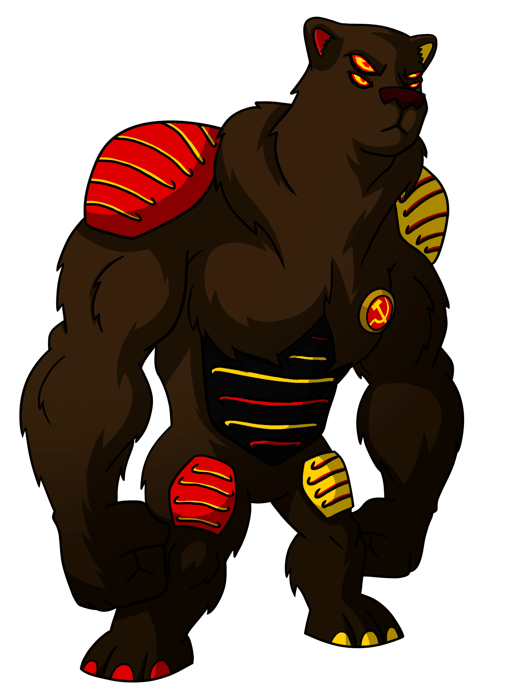 Grizzly Flare