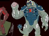 Shreddersaur (Albedo-OH)