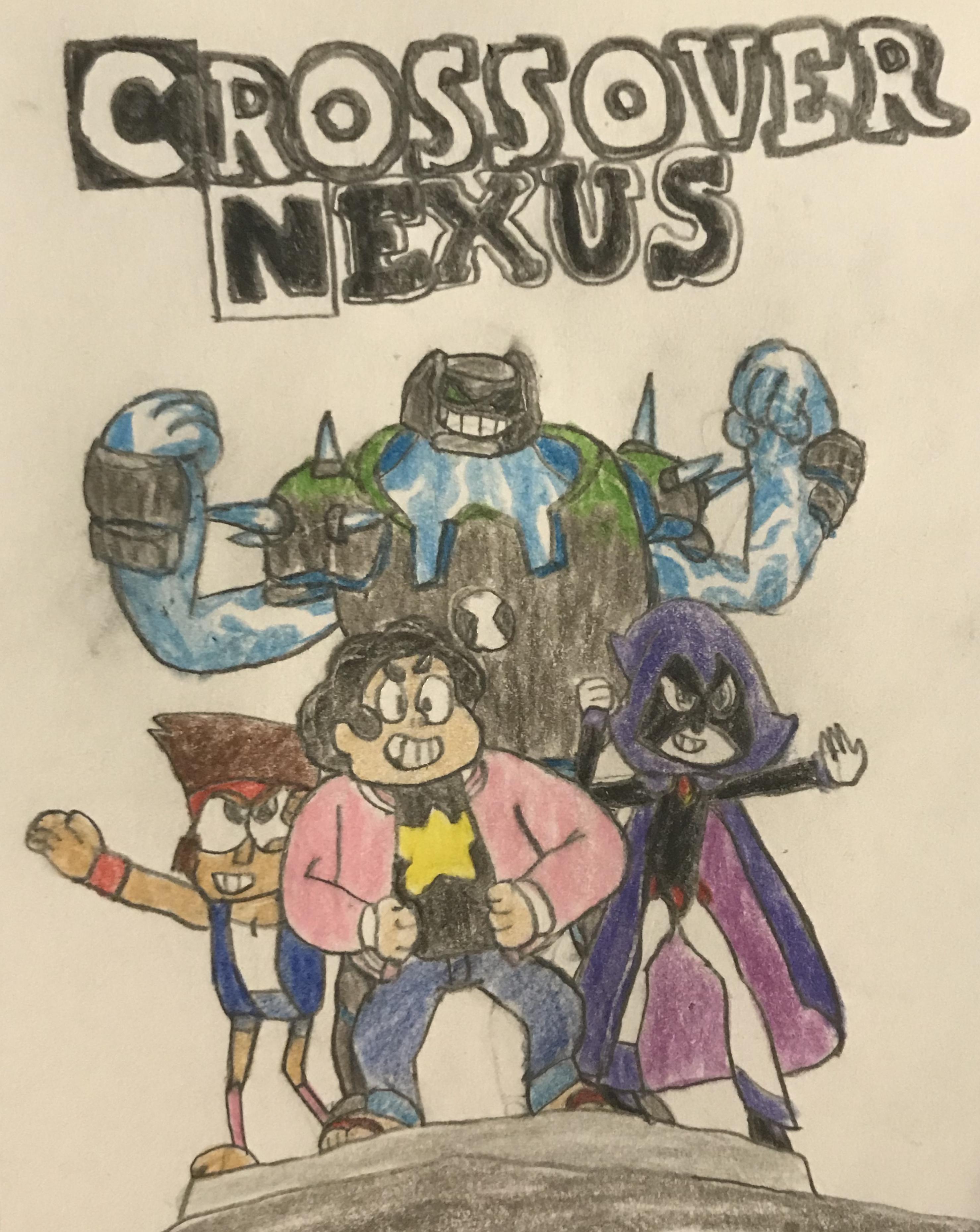 Crossover Nexus: Rewritten