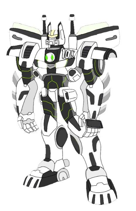 Decimus Prime (Ben 10K-OH)