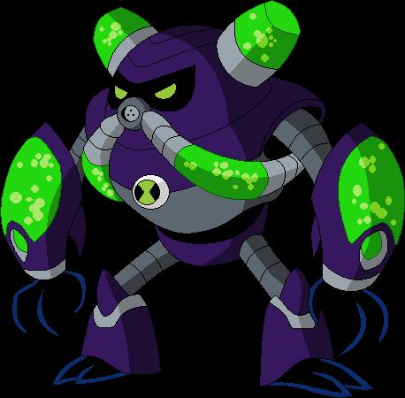 Omnitrix Aliens (Earth-2018/Dimension 01)