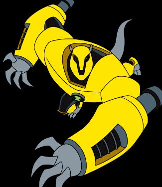 Armodrillo (Earth-32)/Dimension 1