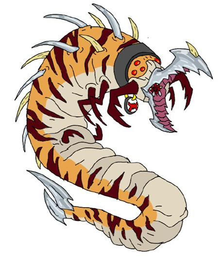 Slamworm (Ominihero)
