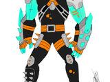 Diamondhead (Mad Ben-OH)