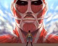 COLOSSAL FREAKING TITAN