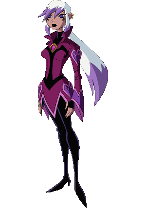 Charmcaster (Earth-123/Dimension 55)