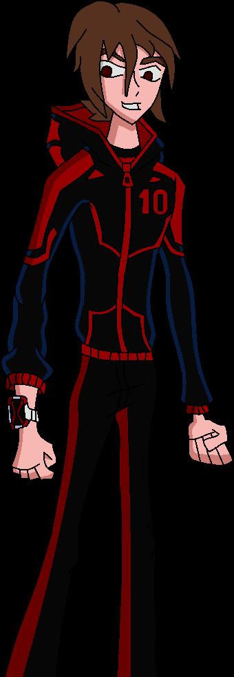Alexander Bloodson (Earth-210/Dimension 2/Timeline 01)
