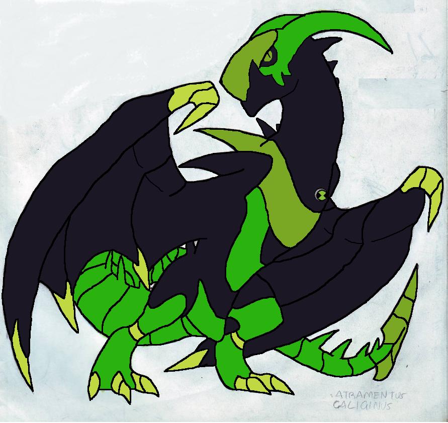 Astrodactyl (Alien Alliance)
