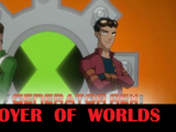 Ben 10 - Generator Rex: Destroyer of Worlds