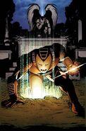 Dimitrios Sentient Iron Man Armor