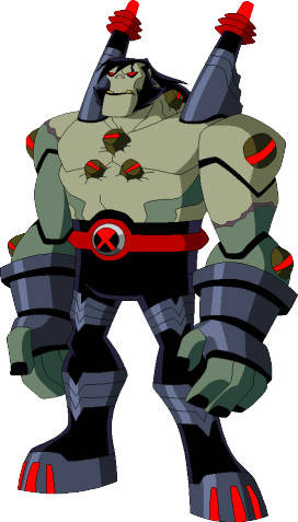 Dr. Frankenstorm (Omnitrix Unleashed)
