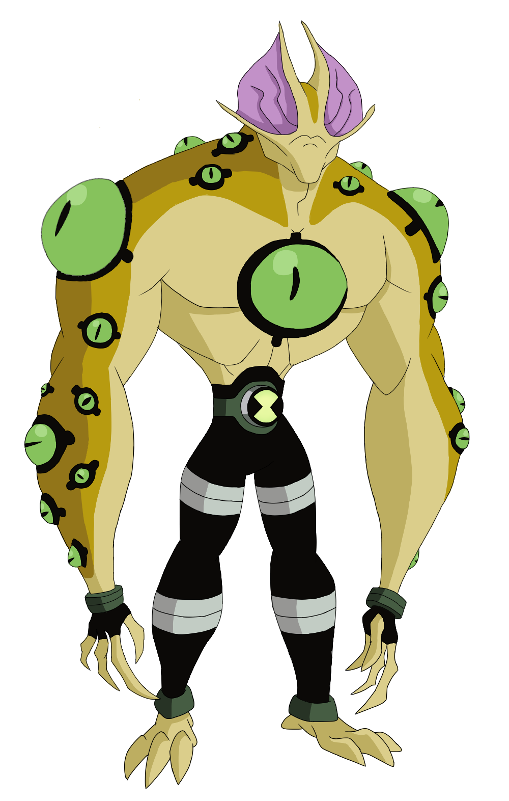 Eye Guy (Earth-50)/Timeline 1
