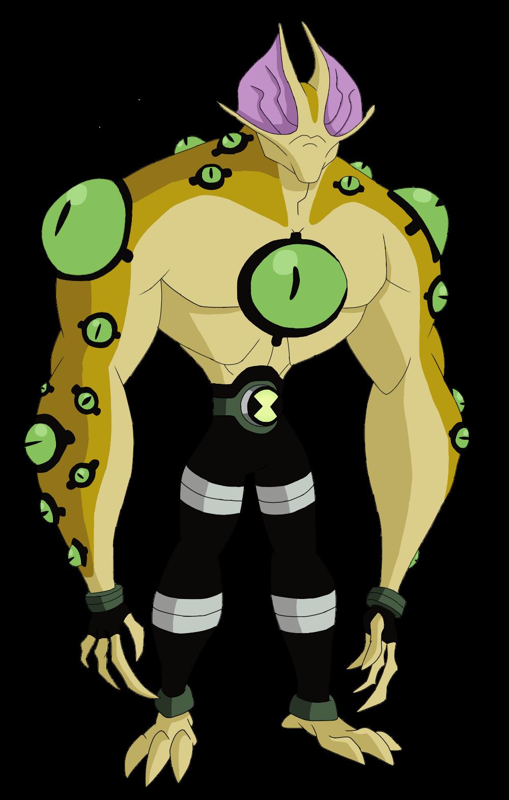 Eye Guy (Earth-50)/Timeline 1