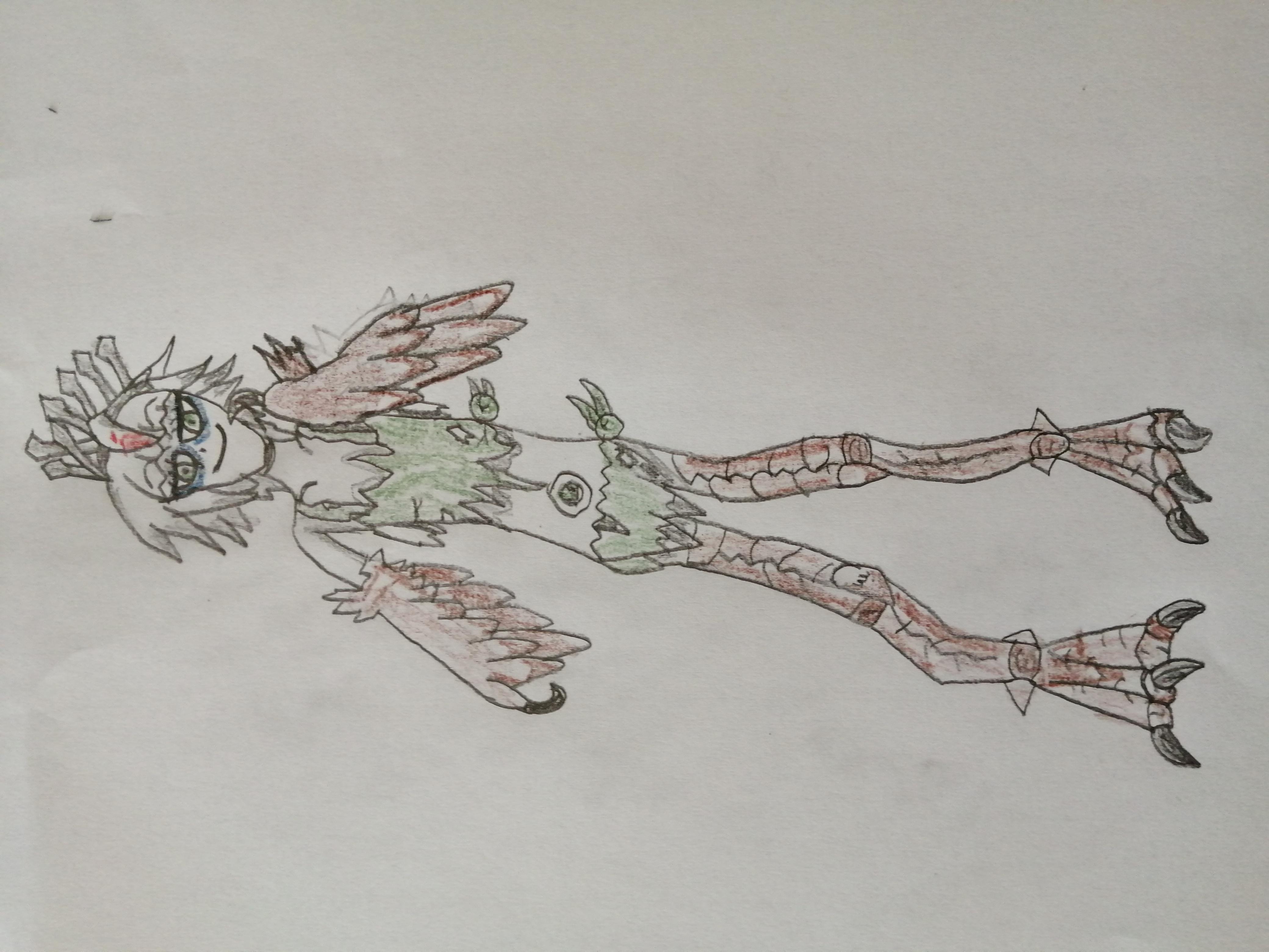 Skyfly (Tribal Neon)