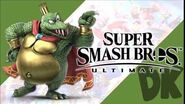 Victory! King K. Rool Super Smash Bros