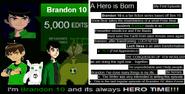 5,000 User Edits Special!