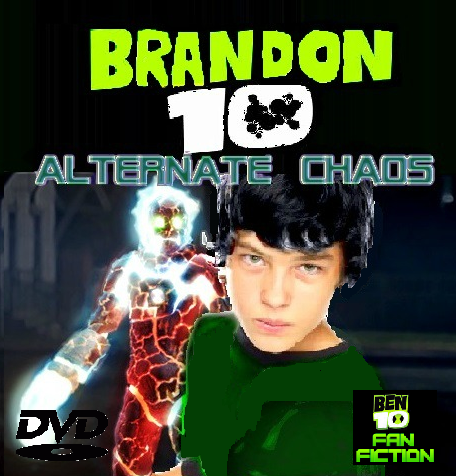 Brandon 10: Alternate Chaos DVD