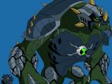 Ultimate Humungousaur (Earth-32)/Dimension 1
