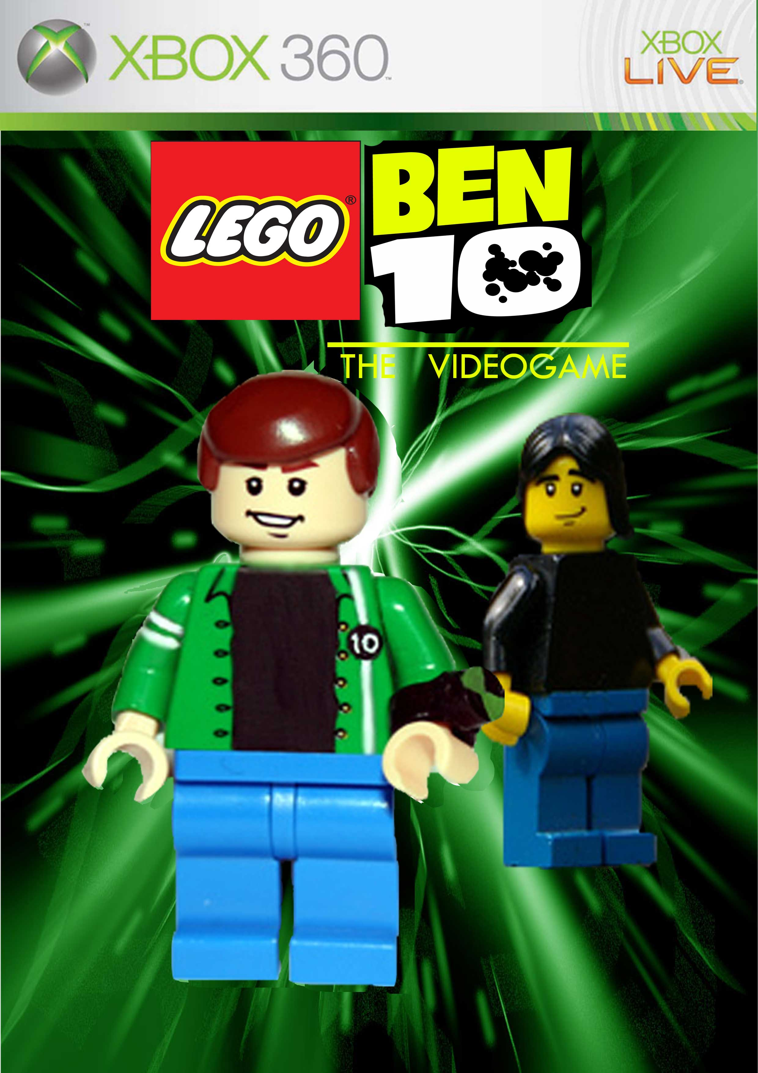Lego Ben 10 The Video Game Ben 10 Fan Fiction Wiki Fandom
