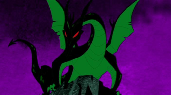 Forever Dragon