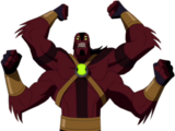 Four Arms (Earth-50)/Timeline 1