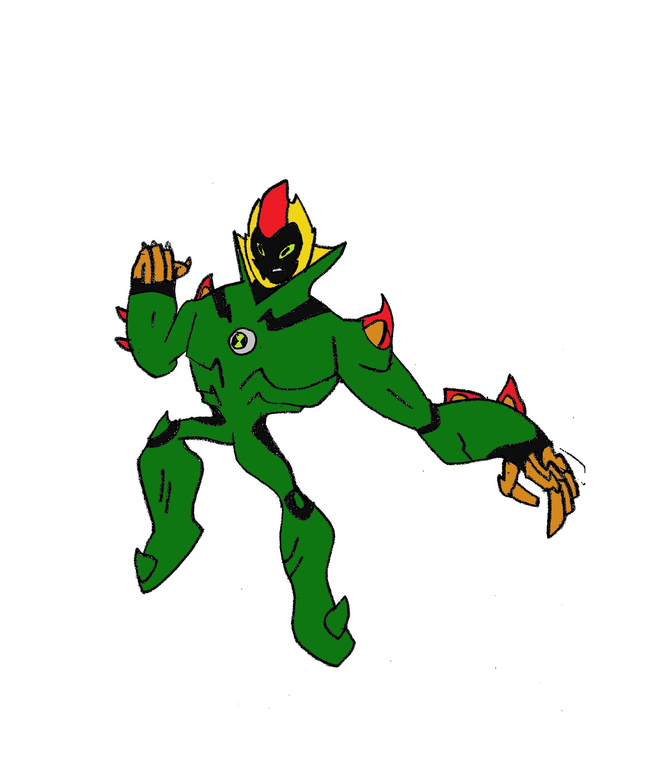 Swampfire (Earth-50)/Timeline 1