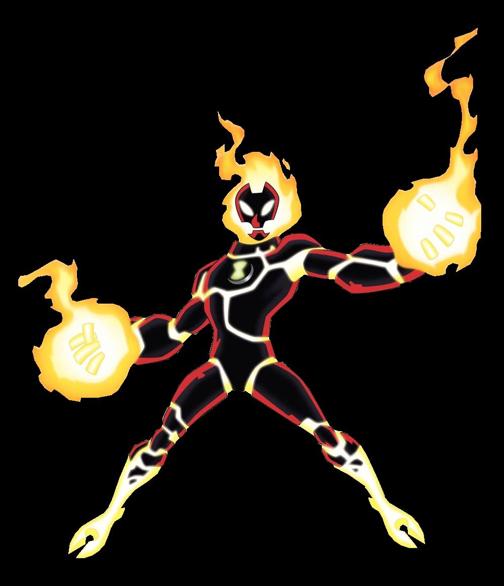 Heatblast (B10 Reboot: AR)