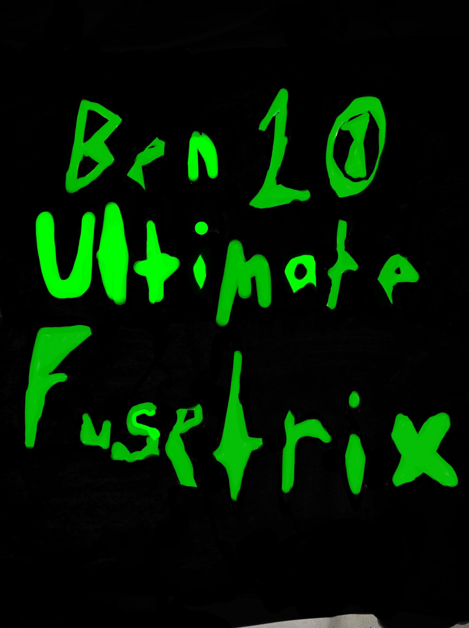 Ben 10: Ultimate Fusetrix (Old)