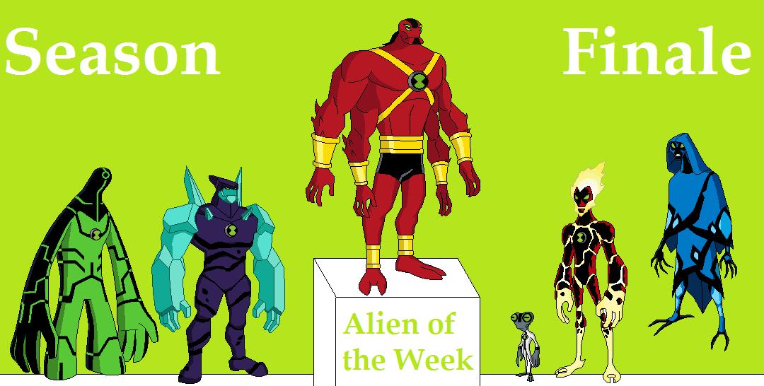 Alien of the Week: Season 1
