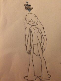 Mitsuki as Slime