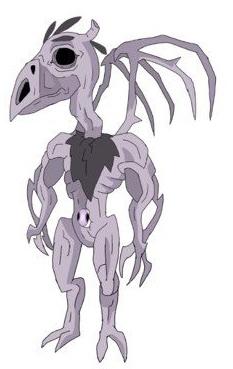 Necrow (Nega Ben-OH)