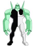 Alien Matrix Diamondhead