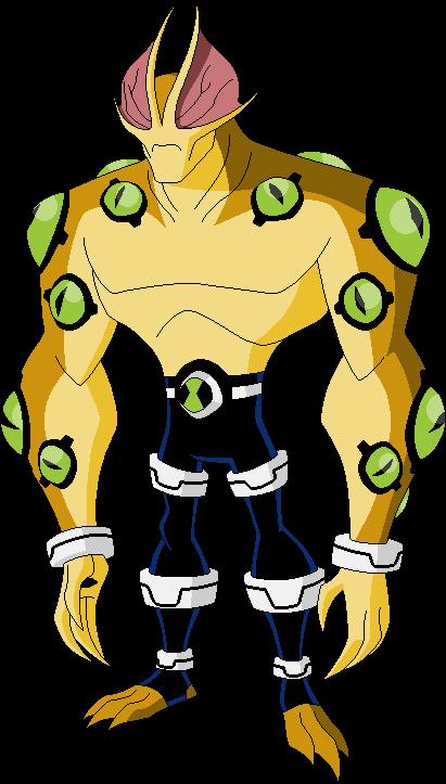 Eye Guy (Earth-2018)