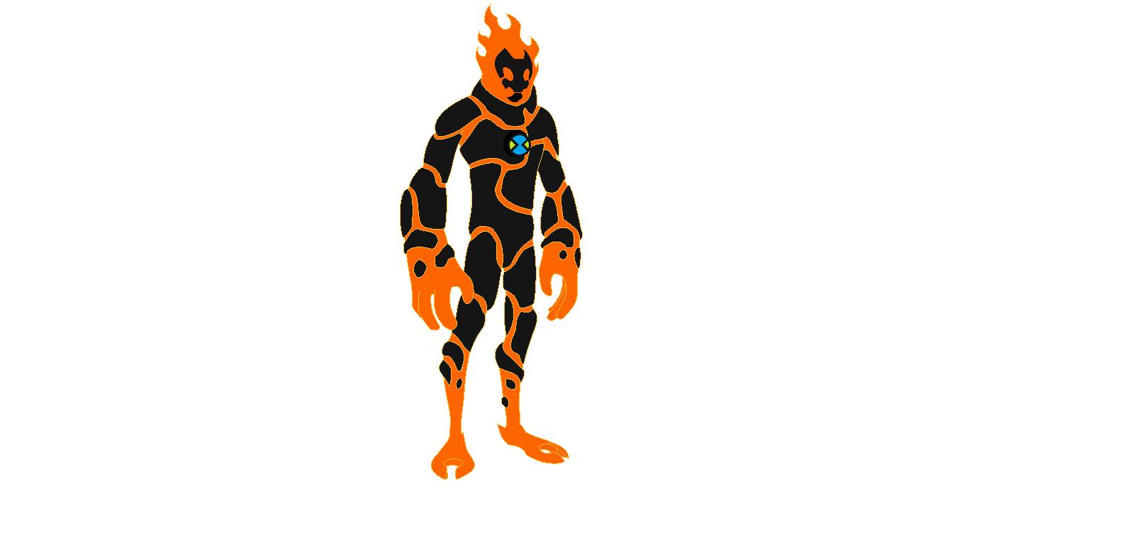 Flame (Ben 10: Haunted)
