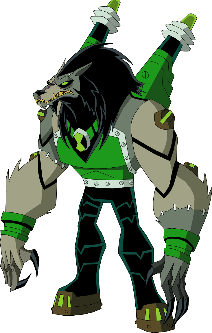 Frankenwolfer (Biomnitrix Unleashed)