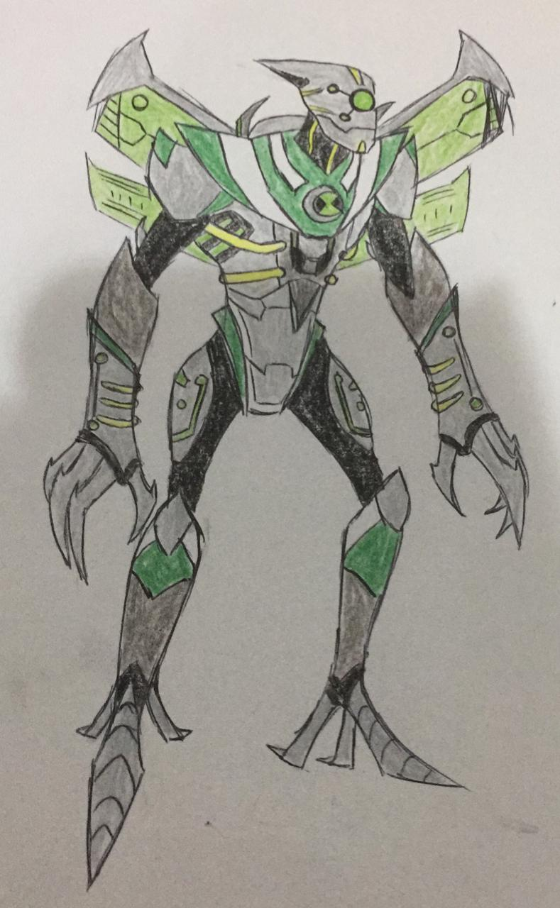 Nanomech (Battle Ben-OH)