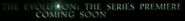 The Evolution banner