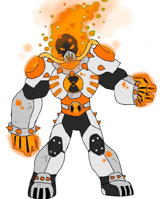Atomix (Mad Ben-OH)