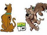 Scooby Doo's Alien Creations
