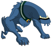 Dog-Nabbit de Ben 23 (AD)
